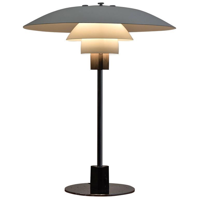 Century Modern 4a5lj3rq For Louis Mid Poulsen Lamp Poul Henningsen Table Tc3lK1JuF