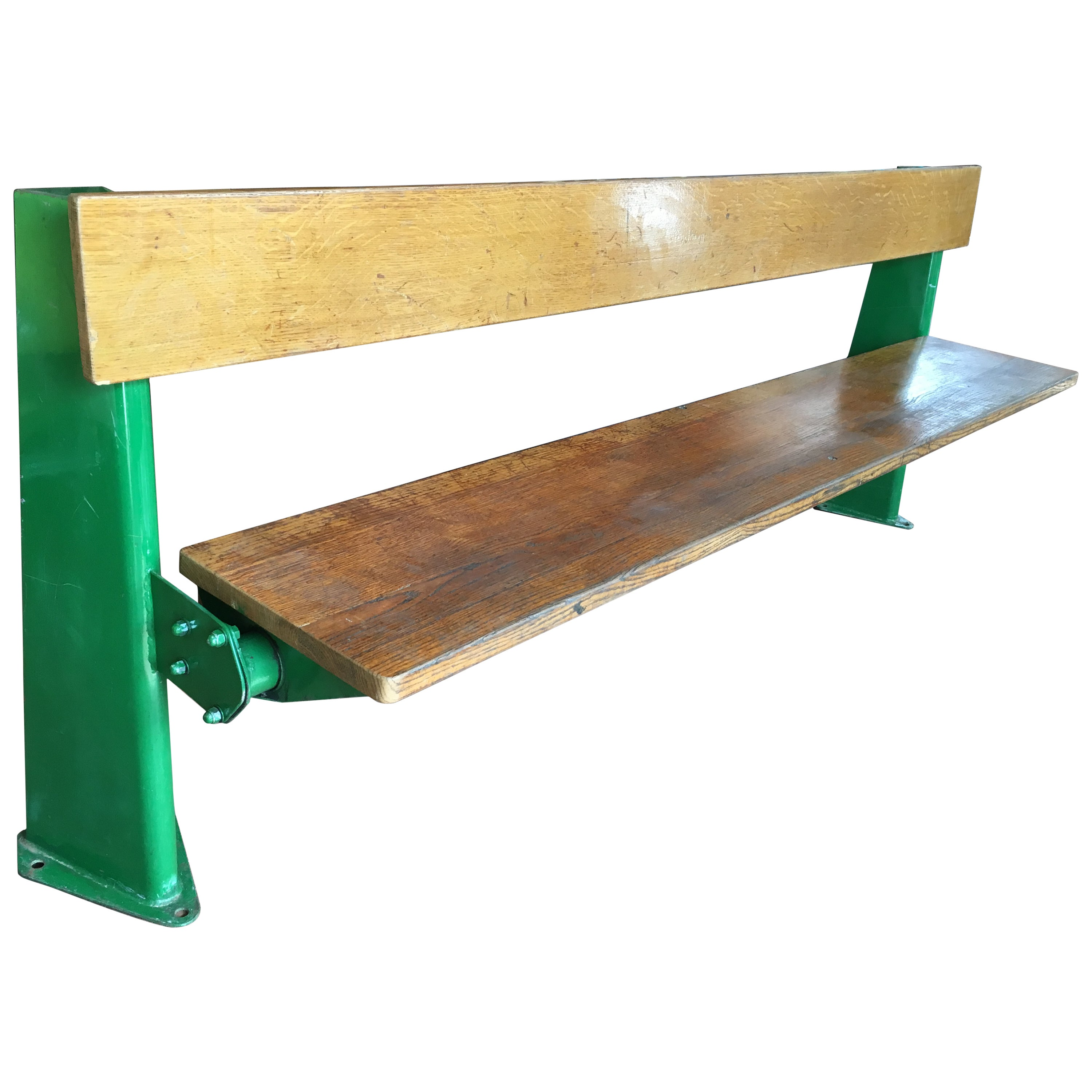 Bench by Jean Prouve, circa 1957