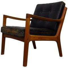Easy Chair Model Senator by Ole Wanscher