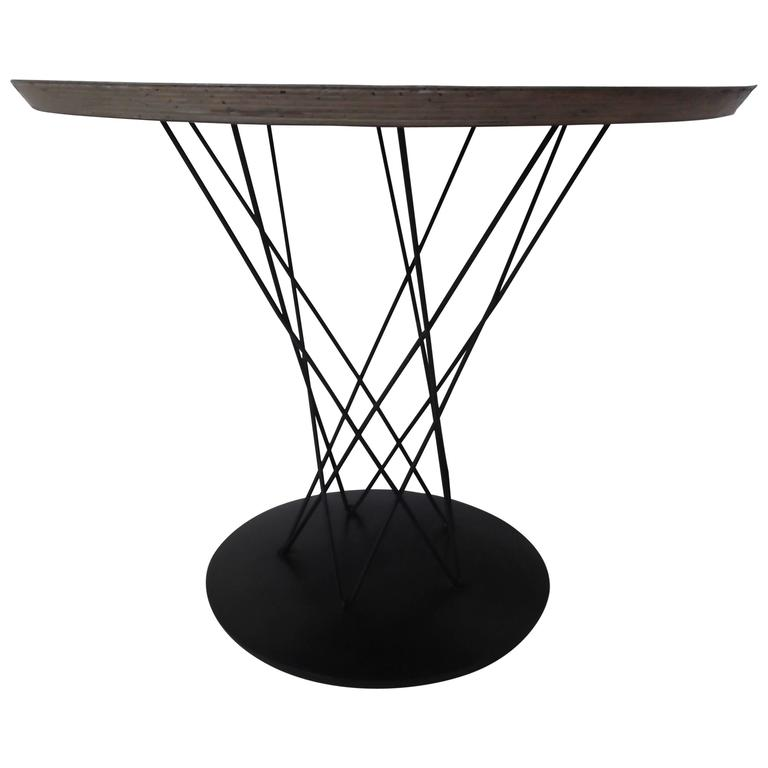 Early Isamu Noguchi Child's Cyclone Table for Knoll