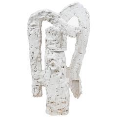 Large Guy Corriero Ceramic Sculpture
