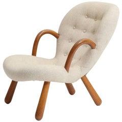 Philip Arctander-Clam Chair, 1944