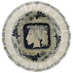 Unique Birger Kaipiainen for Arabia, Finnish Ceramist, Bowl