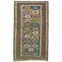 Antique Kazak Caucasian Rug