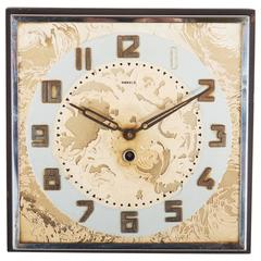 Kienzle Wall Clock from the 1920s