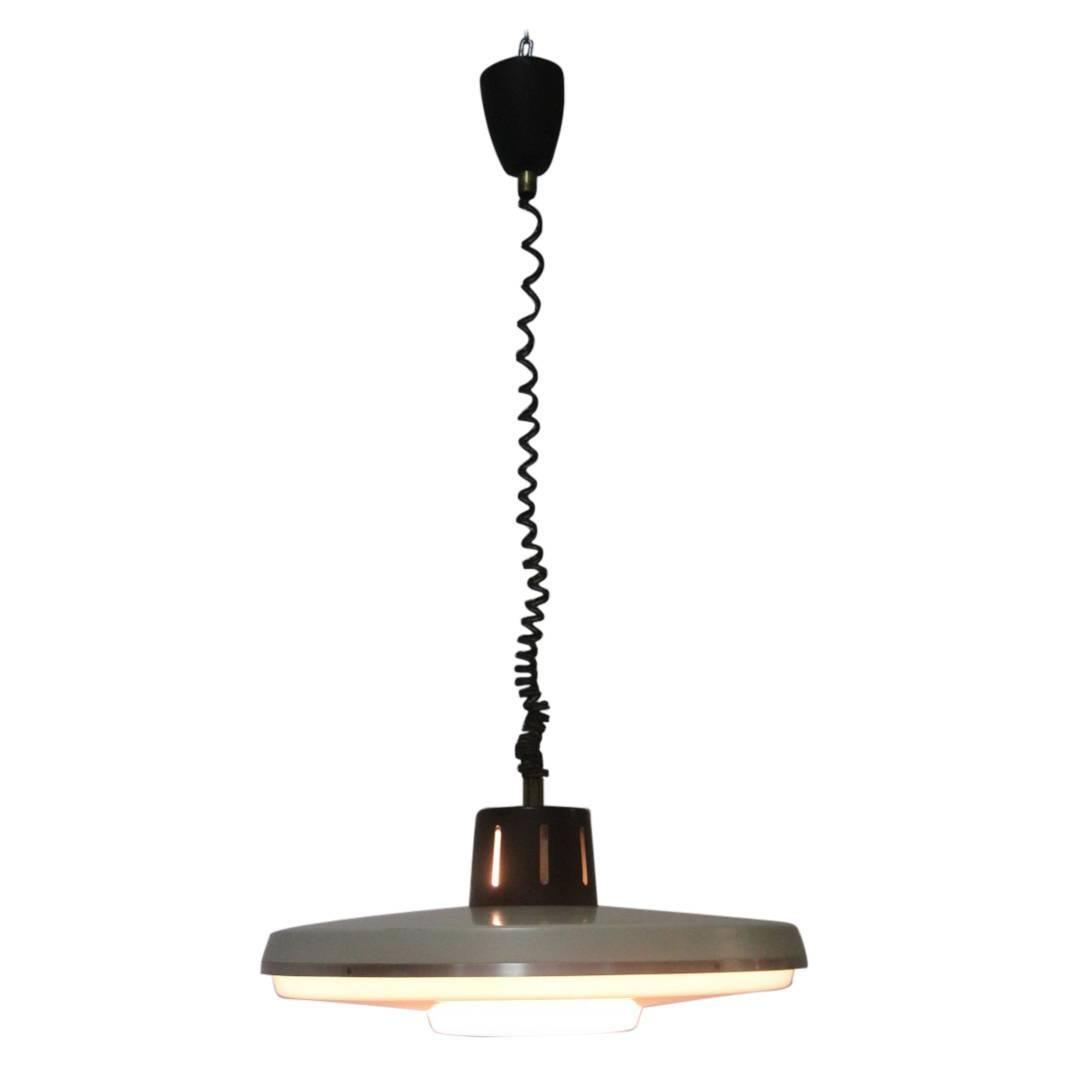 Ceiling Lamp Mid-Century Italian Design Stilnovo