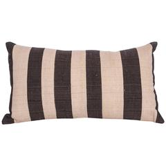 Pillow  Made Out of a Vintage Mazandaran Kilim