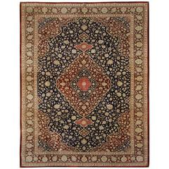 Persian Rugs, Silk Rugs from Qum