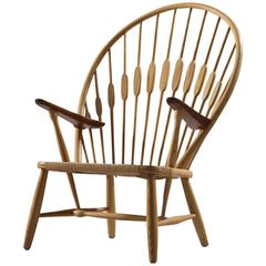 Hans Wegner Peacock JH550 Chair