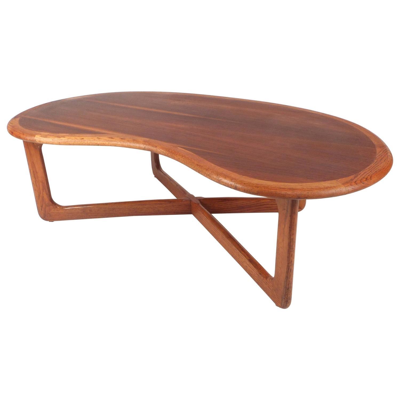 Boomerang Coffee Table Vintage