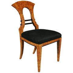 20th Century Vienna Biedermeier Style Chair