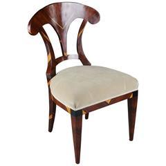 20th Century Vienna Biedermeier Style Chair after Josef Danhauer