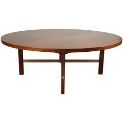 Mid-Century, Round Cocktail Table