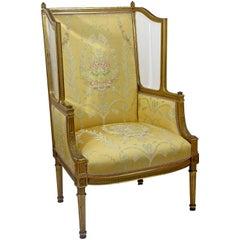 19th Century Louis XVI Style Armchair