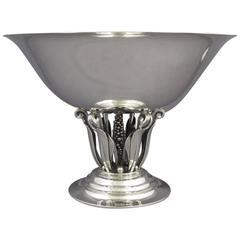 Georg Jensen Sterling Silver Centrepiece Bowl