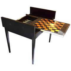 Fantastic Shagreen Gaming Table