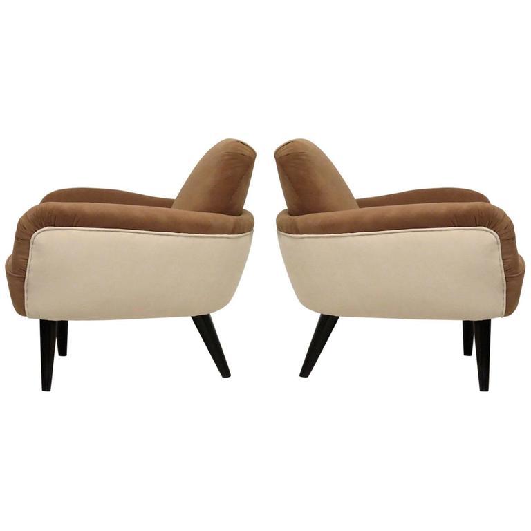 Pair of Armchairs Art Deco