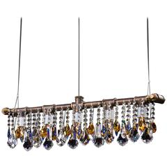 Industrial Collection Linear Chandelier