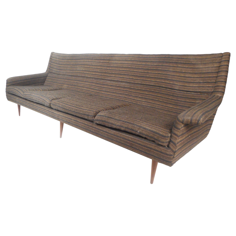 Mid-Century Modern Sofa by Milo Baughman for Thayer Coggin
