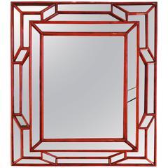 Mirror by Galerie Maison et Jardin, 1970s