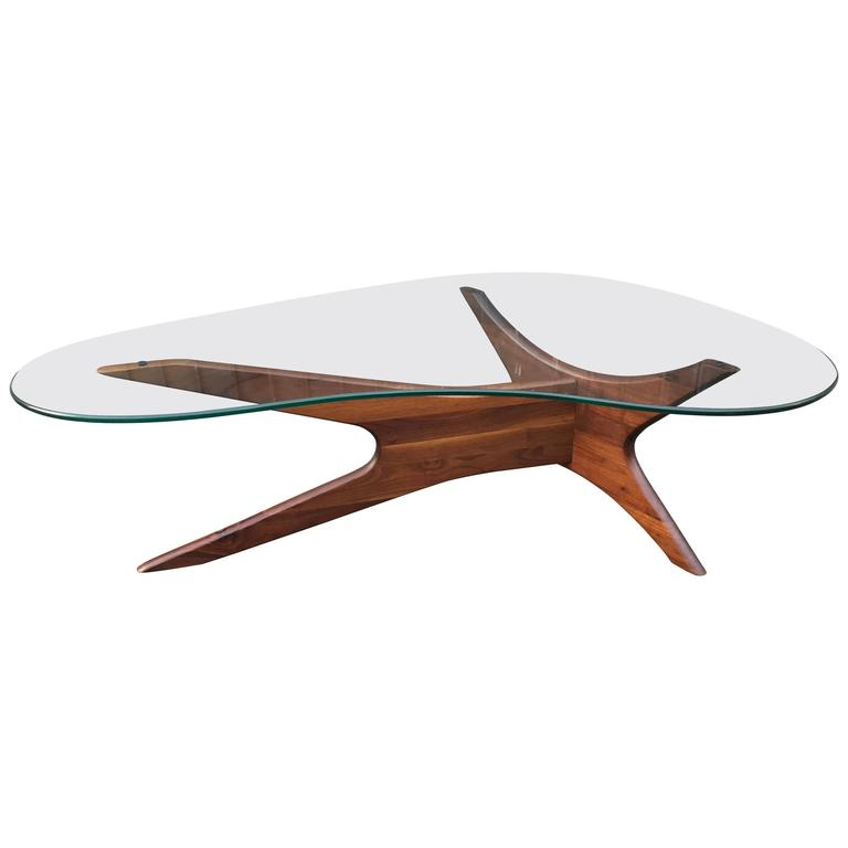 Adrian Pearsall Biomorphic Coffee Table 1