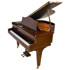 """C. Bechstein Model """"S"""" Grand Piano Mahogany, circa 1938"""