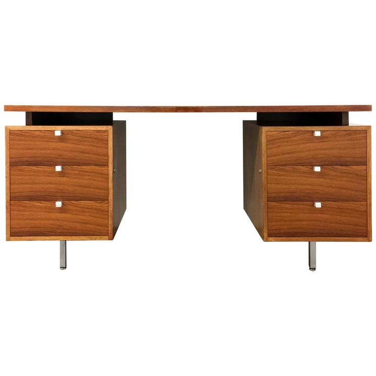 Executive Writing Desk By George Nelson For Herman Miller