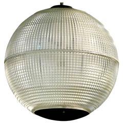 20th Century European Globe Light