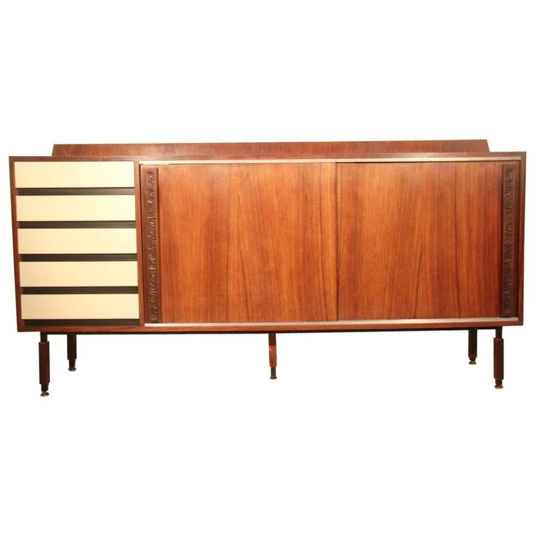 Design Sideboard Particular 1950s the Style Charlotte Perriand