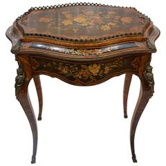 19th Century Louis XV Style Jardinière Table