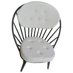 Sven Engstrom Arch Chair by Nässjö Stolsfabrik, Sweden, 1950s