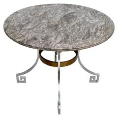 Superb Quality Marble Topped Centre Table