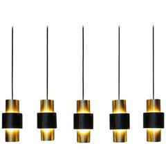 Saturn Pendant Group by Jo Hammerborg for Fog & Morup
