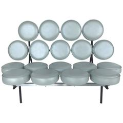 20th Century George Nelson Herman Miller Marshmallow Sofa