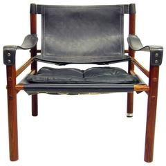 Rosewood Sirocco Chair by Arne Norell