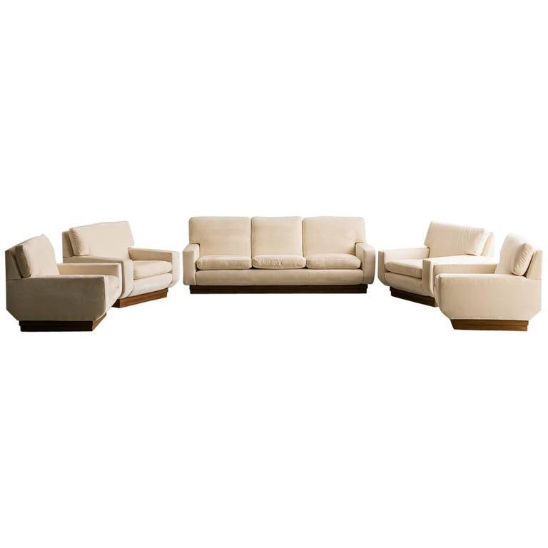 Sofa by Pierre Balmain, 1975, France