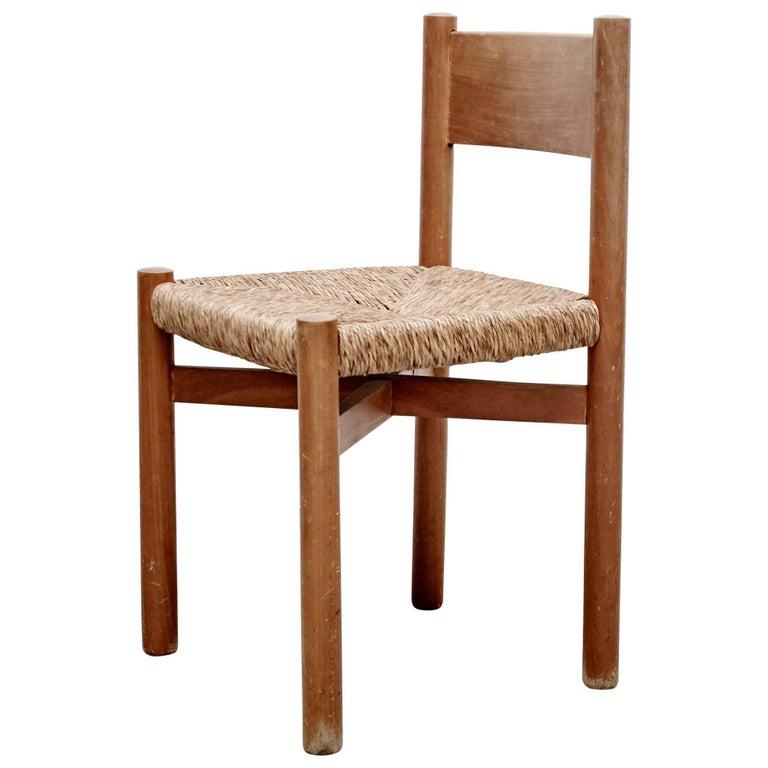 Charlotte Perriand Chair for Meribel, circa 1950