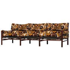 Arne Norell sofa model Kontiki by Arne Norell AB in Sweden