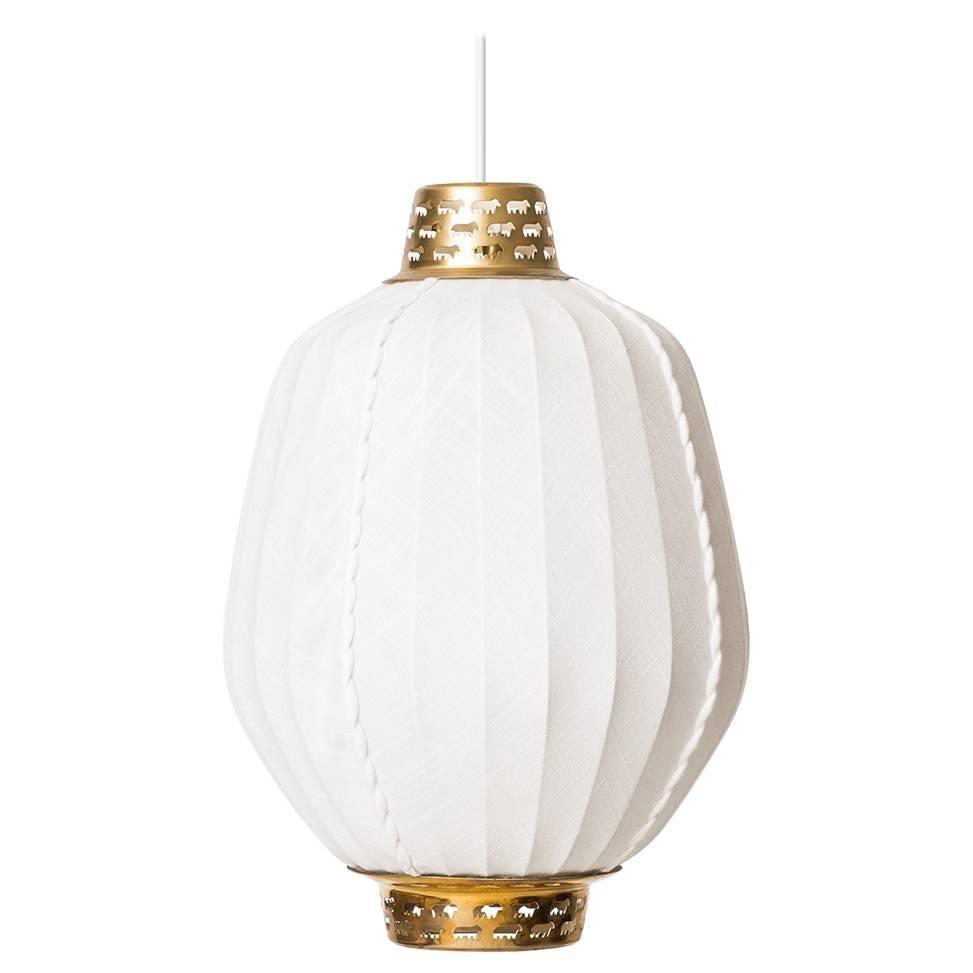 Hans Bergström Ceiling Lamp by Ateljé Lyktan in Åhus, Sweden