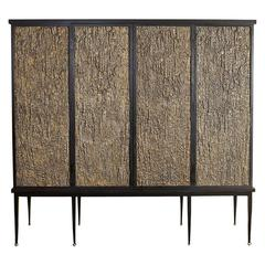 Sculptural Flair Edition Cabinet