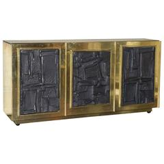 Sculptural Contemporary Collection Sideboard