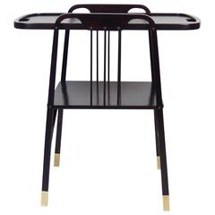 Secession Style Tea Table by Thonet