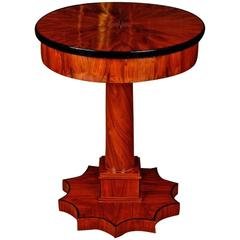 20th Century Vienna Biedermeier Style Side Table