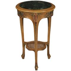 20th Century Louis XV Style French Occasional Side Table