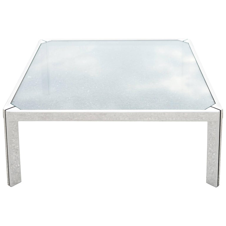 Brueton Coffee Table by Richard Thompson For Sale
