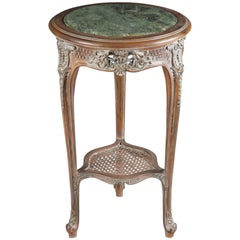 20th Century Louis XV Style French Occasional Table