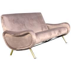 Marco Zanuso 'Lady' Sofa by Arflex, Italy, 1950s
