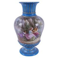 19th Century Large Sevres Porcelain Vase