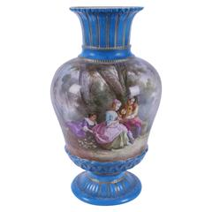 19th Century Large Sevres Porcelain Vase