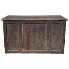 Primitive French Counter